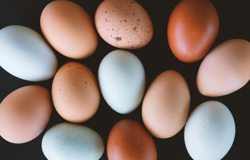 Whole Food Natural Eggs