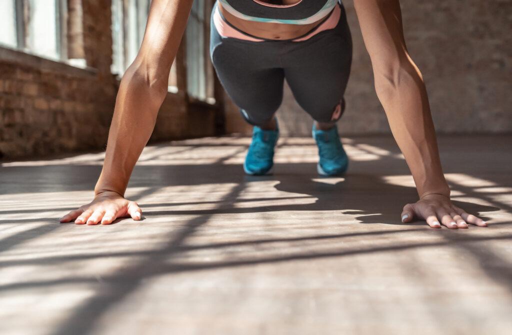 Exercise Push Ups