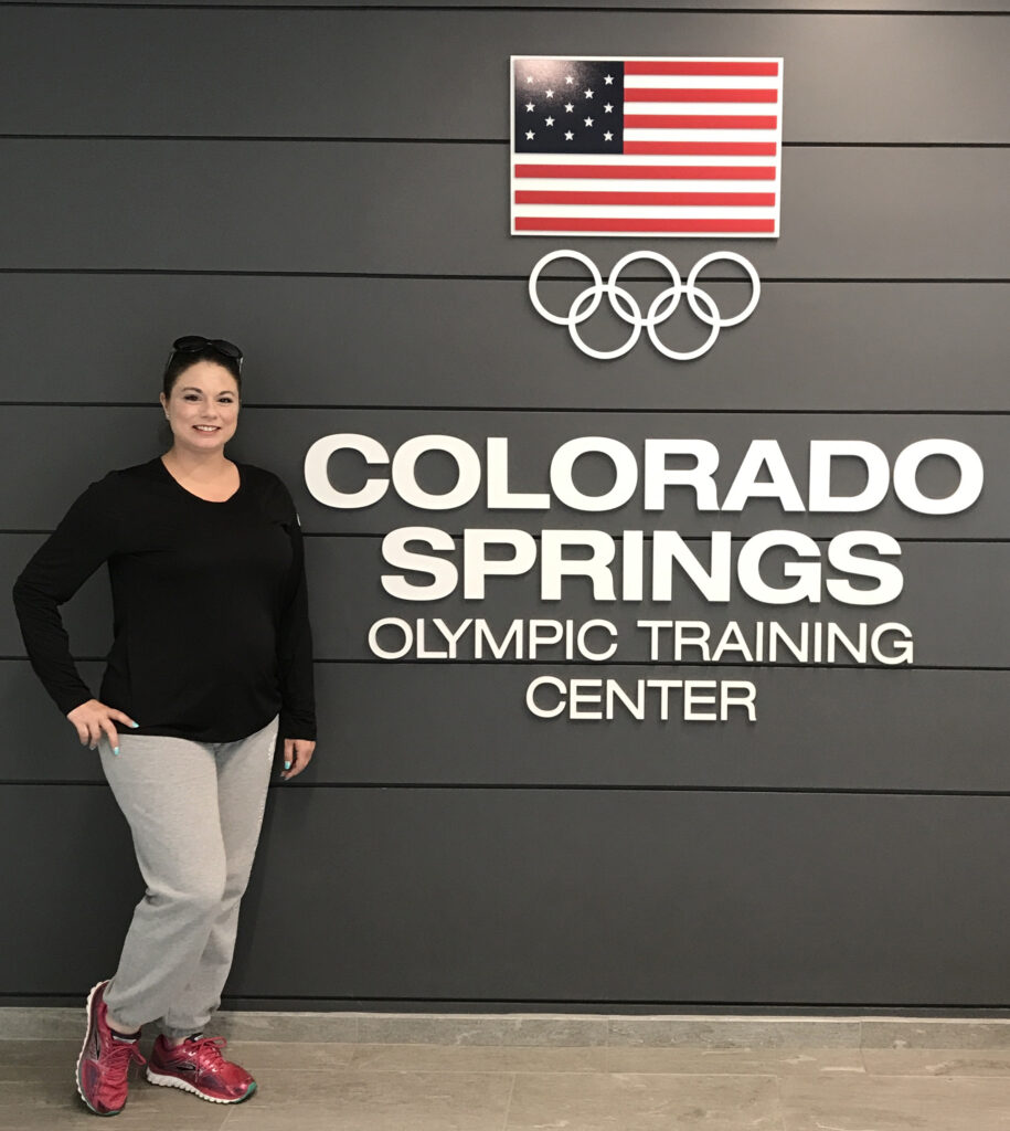 Fat Aimee Olympic Training Center