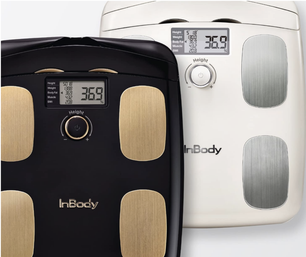 InBody Advanced Body Composition Analysis At Home