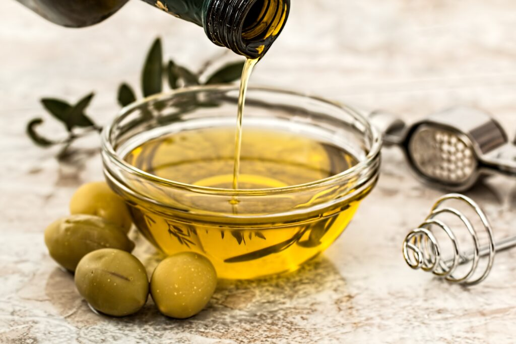 Healthy Fat Oil